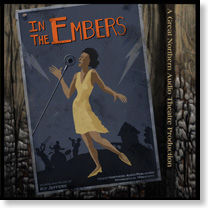 In the Embers, feature-length audio drama