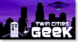 Twin Cities Geek website